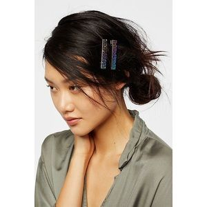 Free People Chainmail Salon Clips